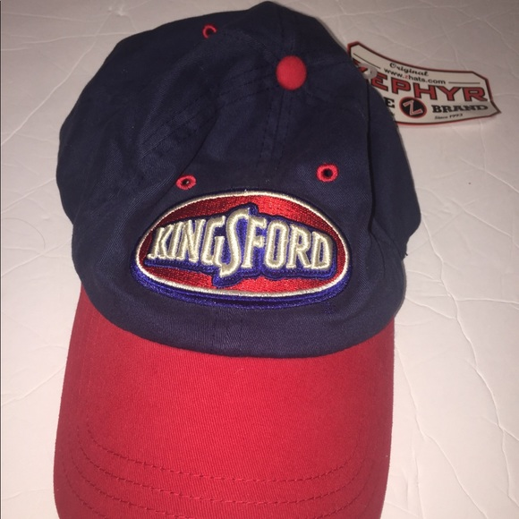 new products 783f1 1a68d Nwt kingsford charcoal fitted cap hat m l. NWT. Zephyr